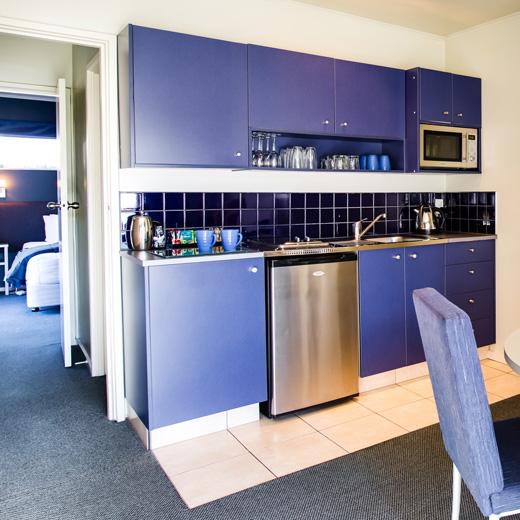 Two bedroom suite - Napier Motel - Colonial Lodge