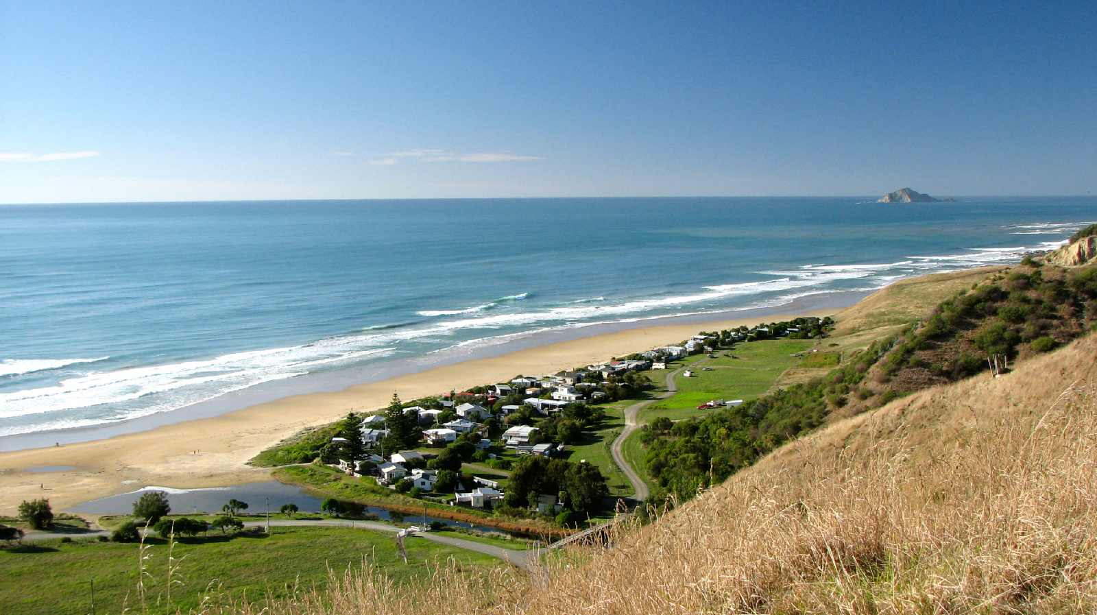 Ocean Beach - Hawkes Bay beaches