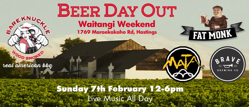 February Events in Hawkes Bay