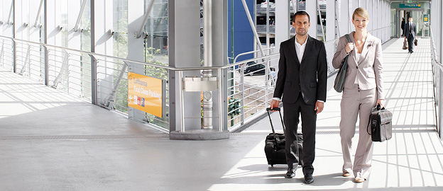 Business Travelers – Business on the Run