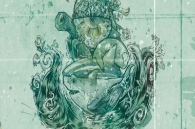 Sea Walls Mural for Oceans | Napier