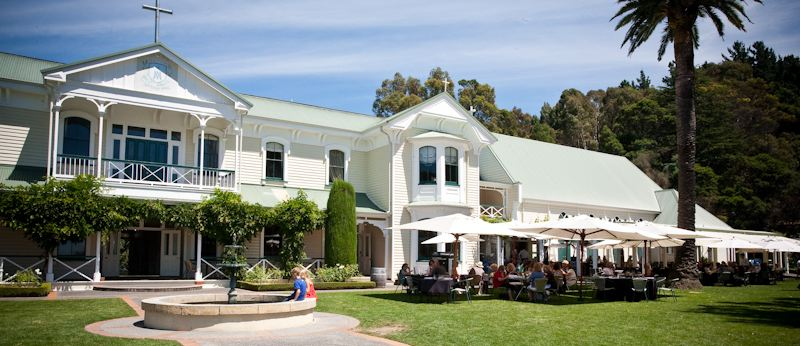 napier wineries - mission estate
