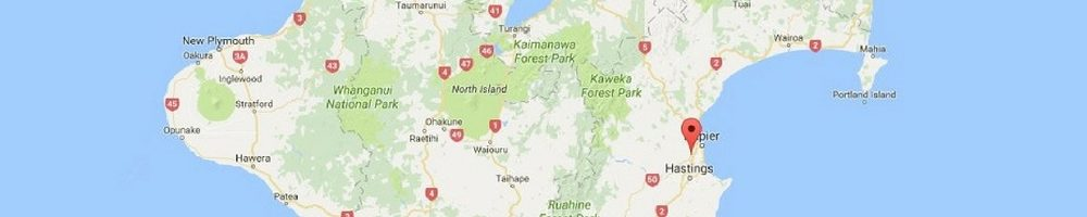 Getting to (and around) Hawke's Bay