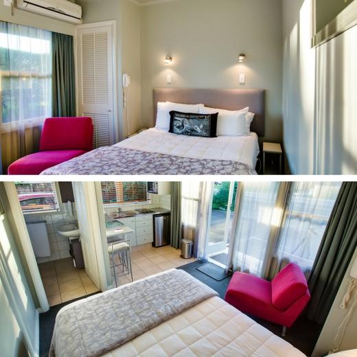 Colonial Lodge Napier Motel - Petit Suite