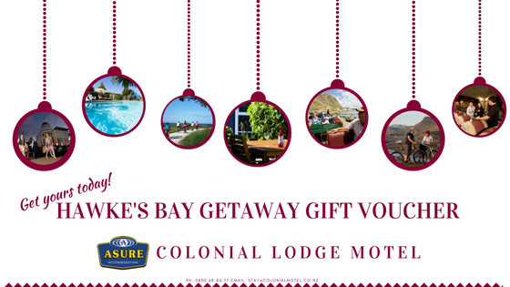 christmas-voucher-hawke's bay accommodation