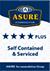 asure 4 stars